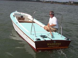 sailing boat design